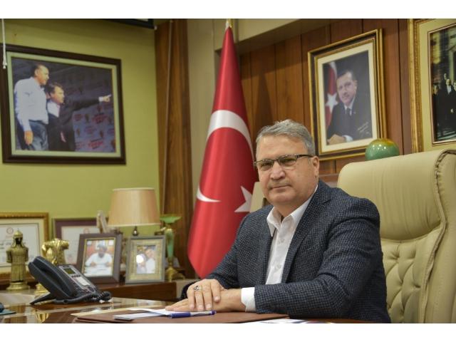 ÇERÇİ'DEN YERLİ OTOMOBİLE DESTEK