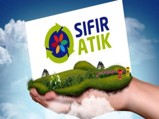 'SIFIR ATIK' PROJESİ DEVAM EDİYOR