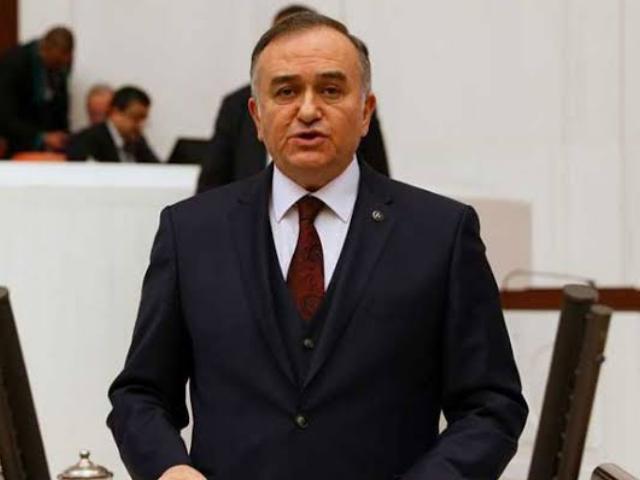 """""""LİBYA'YA DESTEK MİLLİ HAFIZAYA SADAKATTİR"""""""