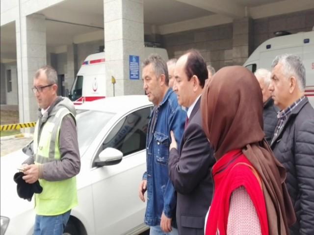 İDLİB'TEN SOMA'YA ACI HABER