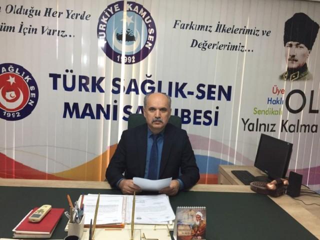 """""""50 BİN SAĞLIK PERSONELİ ALINSIN"""""""
