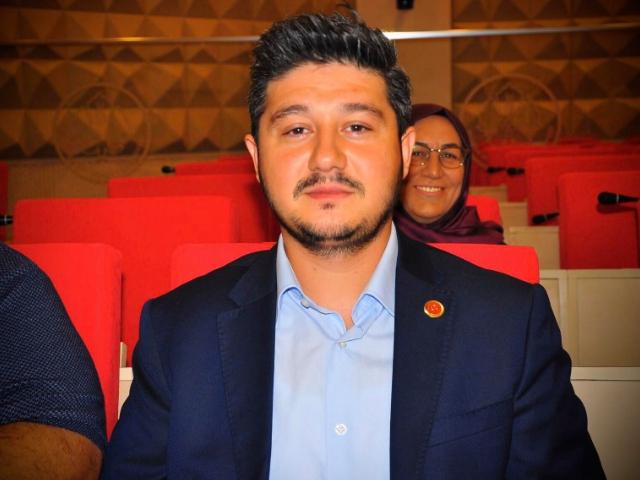 """""""BÜYÜKŞEHİR ELİNİ TAŞIN ALTINA SOKSUN"""""""