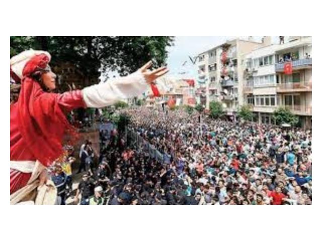 MESİR FESTİVALİ'NDE EĞLENCE OLMAYACAK