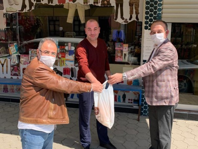 TURGUTLU'DAN VATANDAŞLARA YARDIM ELİ