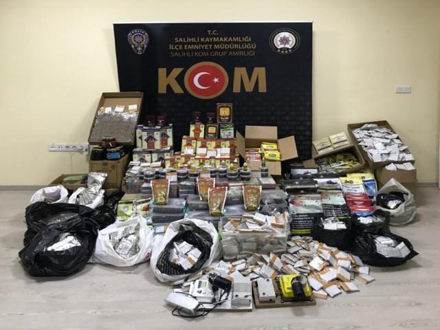 POLİSTEN MAKARON OPERASYONU