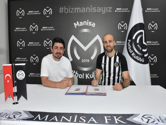 MEHMET GÜVEN MANİSA FK'DA