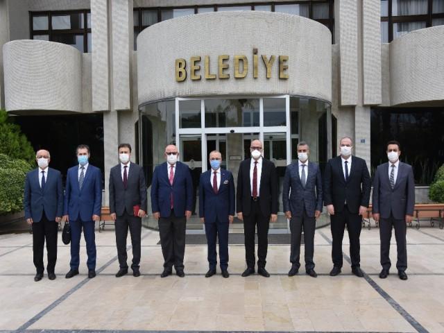 MCBÜ VE SALİHLİ OSB'DEN AR-GE İŞBİRLİĞİ