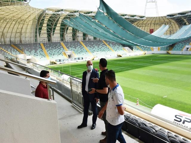 MANİSA FK SEZONA AKHİSAR'DA BAŞLAYACAK