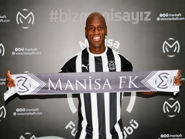 DEVER ORGİLL MANİSA FK'DA