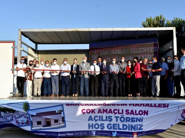 ŞEHZADELER'DEN 2 MİLYONLUK DEV HİZMET
