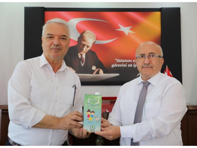 'SÜT KUZUSU' PROJESİ BAŞLIYOR