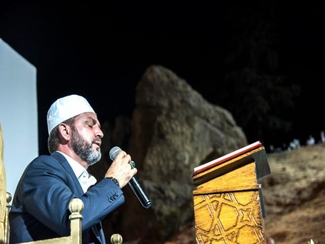 MANİSALILARA KUR'AN ZİYAFETİ