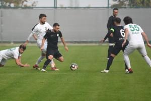 MANİSA FK DURDURULAMIYOR!