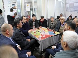 """""""HERKESİN BELEDİYESİ OLMAYA ÇALIŞIYORUZ"""""""