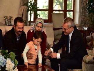 """MİNİK MERYEM'E UMUT OLUN"""