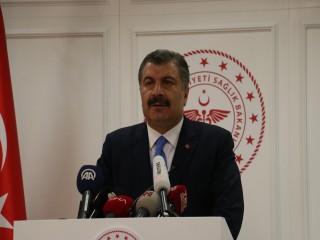 KORONAVİRÜS TÜRKİYE'DE