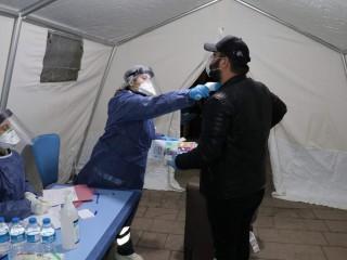 UKRAYNA'DAN GELEN 298 KİŞİ KARANTİNADA