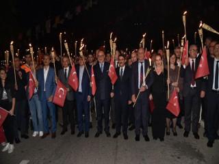 PROTOKOLDEN 19 MAYIS TEBRİKLERİ