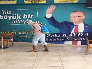 SOSYAL TESİSLER HİZMETE HAZIR