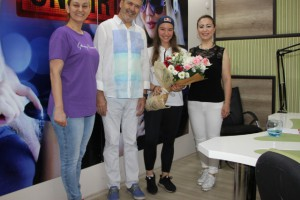 'ALTIN KIZ' RADYO HİRAŞ'TAN SESLENDİ