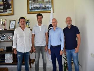 MANİSA FK'DA CİHAT ARSLAN AYRILIĞI