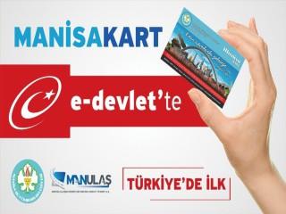 MANİSA KART'TAN TÜRKİYE'DE İLK