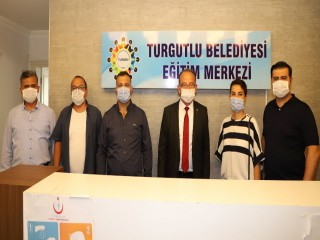 TURGUTLU'DA TERCİH MERKEZİ AÇILDI