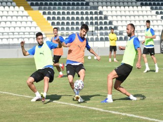 MANİSA FK'DA ANKARA DEMİRSPOR HAZIRLIĞI