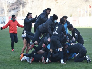 MANİSA FK KUPASINA KAVUŞUYOR