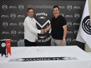 MANİSA FK'DA SERKAN İŞYAPAN DÖNEMİ